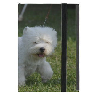 Adorable West Highland Terrier Cover For iPad Mini
