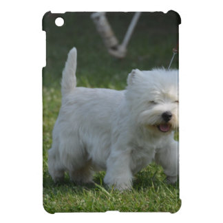 Adorable West Highland Terrier iPad Mini Covers