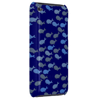 adorable whales pattern iPod Case-Mate cases