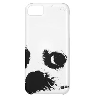 Adorable white Maltese puppy dog Cover For iPhone 5C