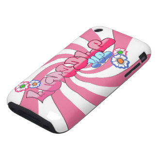 Adorable yo caso universal duro del iPhone 3G 3GS Tough iPhone 3 Carcasa