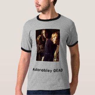 Adorabley Shirt2 muerto Playera