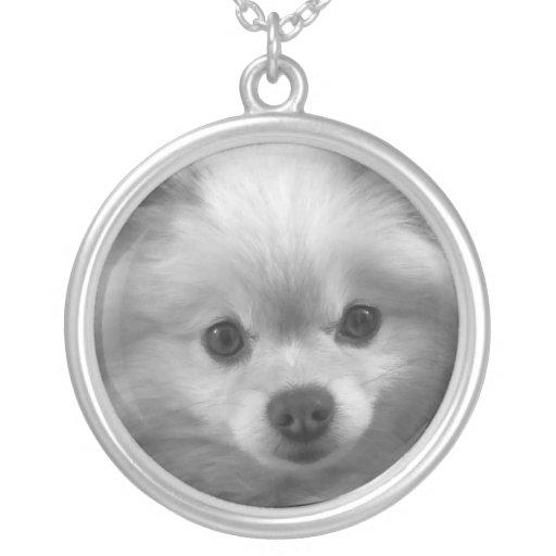 Adorably Cute Pomeranian Puppy Jewelry