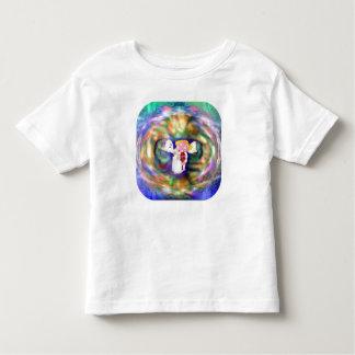 Adoración Angel´´ de la camisa de los niños del