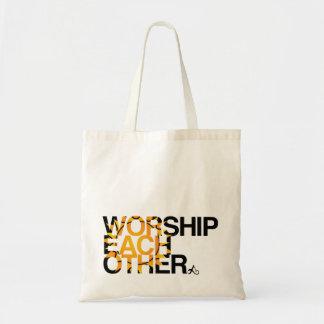 adoración bolso bolsa tela barata