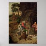 Adoración de los pastores, 1510 impresiones