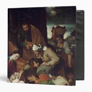 Adoración de los pastores, 1630