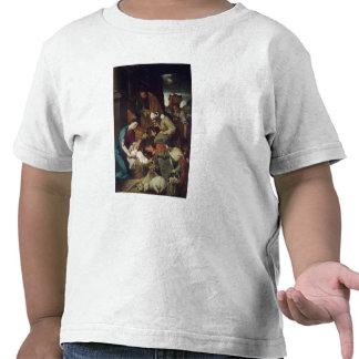 Adoración de los pastores, 1630 camiseta
