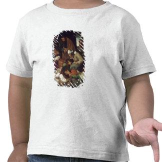 Adoración de los pastores, 1630 camisetas