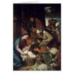 Adoración de los pastores, 1630 tarjetas
