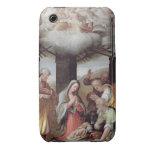 Adoración de los pastores, c.1500 (tempera en la iPhone 3 carcasa