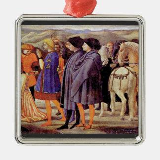 Adoración de los reyes por Masaccio Ornamento De Reyes Magos