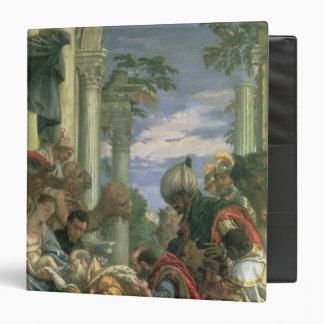 """Adoración de unos de los reyes magos, 1570s carpeta 1 1/2"""""""