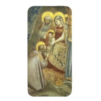 Adoración de unos de los reyes magos, c.1305 funda para iPhone 5