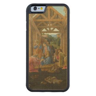 Adoración de unos de los reyes magos por funda de iPhone 6 bumper arce