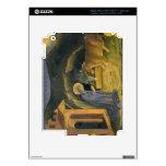 Adoración del Altarpiece de unos de los reyes mago iPad 3 Pegatinas Skins