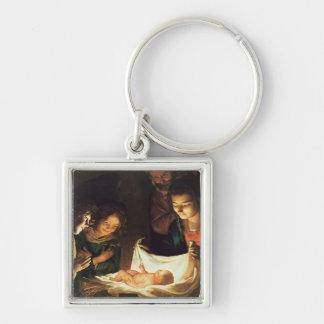 Adoración del bebé, c.1620 llaveros personalizados