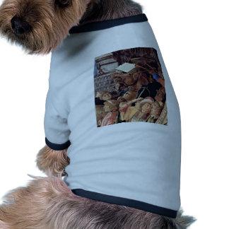 Adoración del detalle de Tondo de unos de los reye Ropa Para Mascota