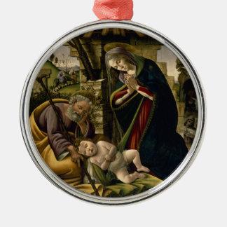 Adoración del niño de Cristo por Botticelli Adorno De Reyes