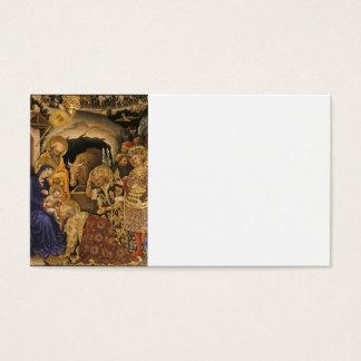 Adoración gentil de Dei Fabriano de unos de los Tarjetas De Visita
