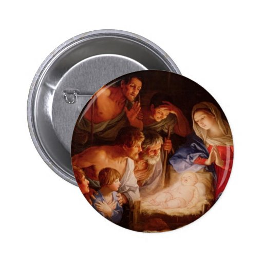 Adoration-of-baby-Jesus-by-shepherds-reni Pins