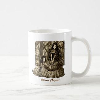 Adoration of Empresses Mug