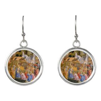 Adoration of Magi Earrings