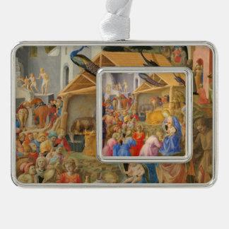 Adoration of Magi Fra Angelico Ornament