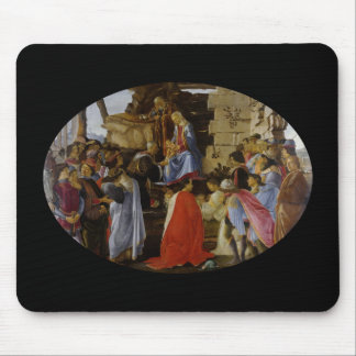 Adoration of Magi Mouse Pad