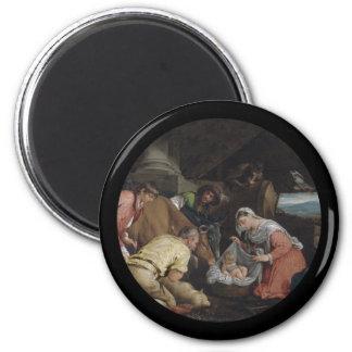 Adoration of Shepherds Magnet
