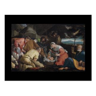 Adoration of Shepherds Postcard