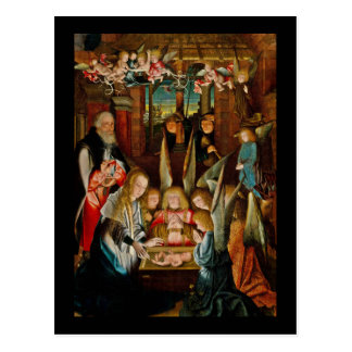 Adoration of the Angels Postcard