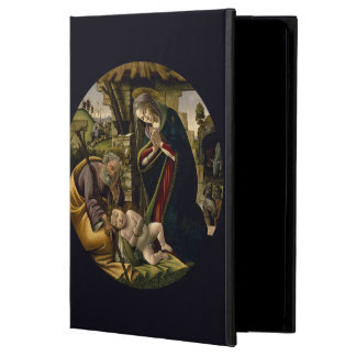 Adoration of the Christ Child by Botticelli Case For iPad Air