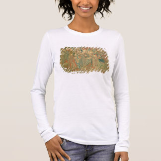 Adoration of the Christ child  (Tapestry) Long Sleeve T-Shirt