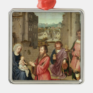 Adoration of the Kings, 1515 Metal Ornament