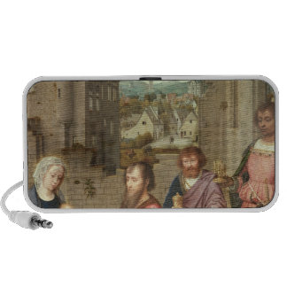 Adoration of the Kings, 1515 Portable Speaker