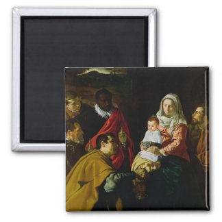 Adoration of the Kings, 1619 Magnet