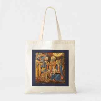 Adoration of the Kings  (Adorazione dei Magi) Tote Bag