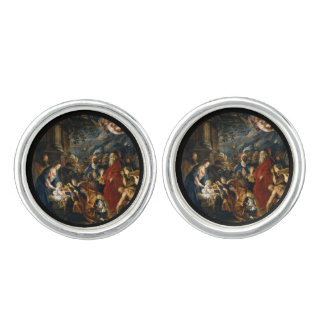 Adoration of the Kings by Ruben Cufflinks