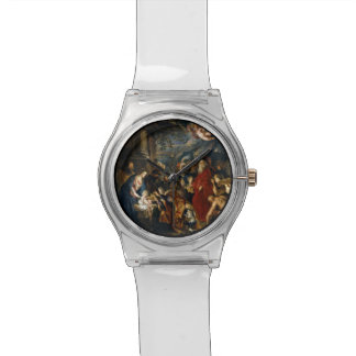 Adoration of the Kings by Ruben Wrist Watches