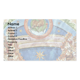 Adoration Of The Lamb By Beringarius Double-Sided Standard Business Cards (Pack Of 100)