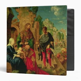 Adoration of the Magi, 1504 Vinyl Binder