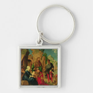 Adoration of the Magi, 1504 Keychain