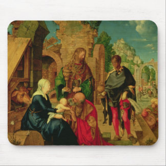 Adoration of the Magi, 1504 Mouse Pad