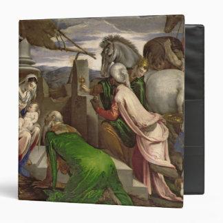 Adoration of the Magi, 1563-64 3 Ring Binder