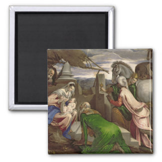 Adoration of the Magi, 1563-64 Magnet