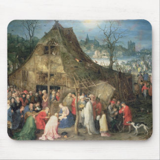 Adoration of the Magi, 1598 Mouse Pad