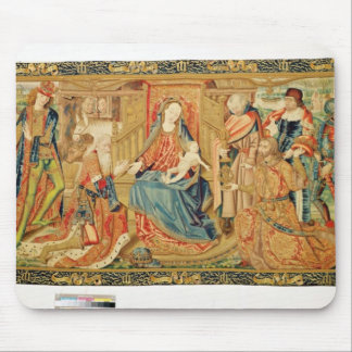 Adoration of the Magi, 15th-16th century Mouse Pad