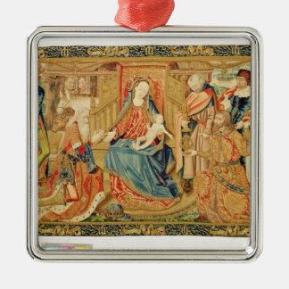 Adoration of the Magi 15th-16th century Christmas Tree Ornaments
