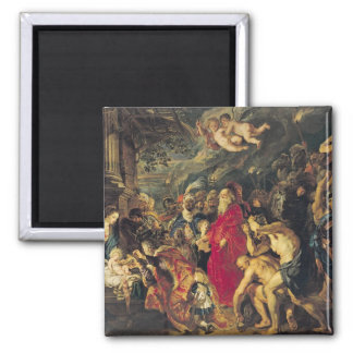 Adoration of the Magi, 1610 Magnet